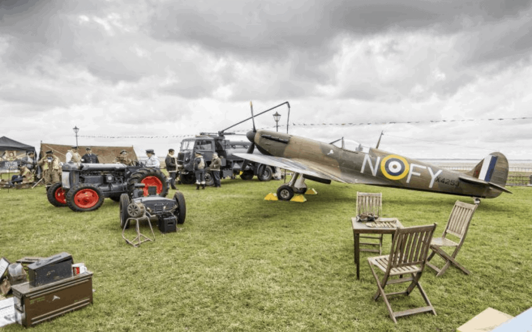 Lytham 1940s Wartime Weekend